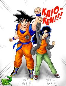 Kalwa& Goku