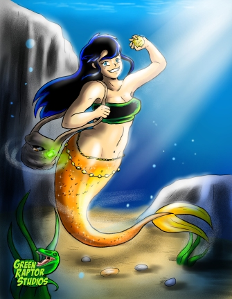 Kalwa Mermaid Adventurer