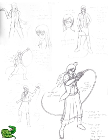 Rachel Production Art