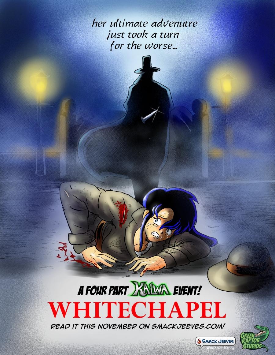 whitechappel teaser