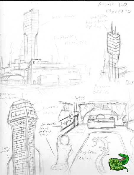 A-Tech Tower Concept