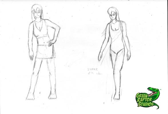 Kalwa Swimsuit Concept