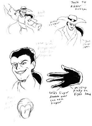 Victor Sketches