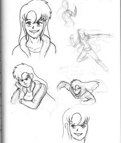 Kalwa Sketches